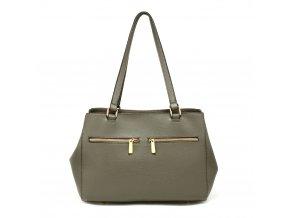 Sivá kabelka na rameno Amelia AG00526