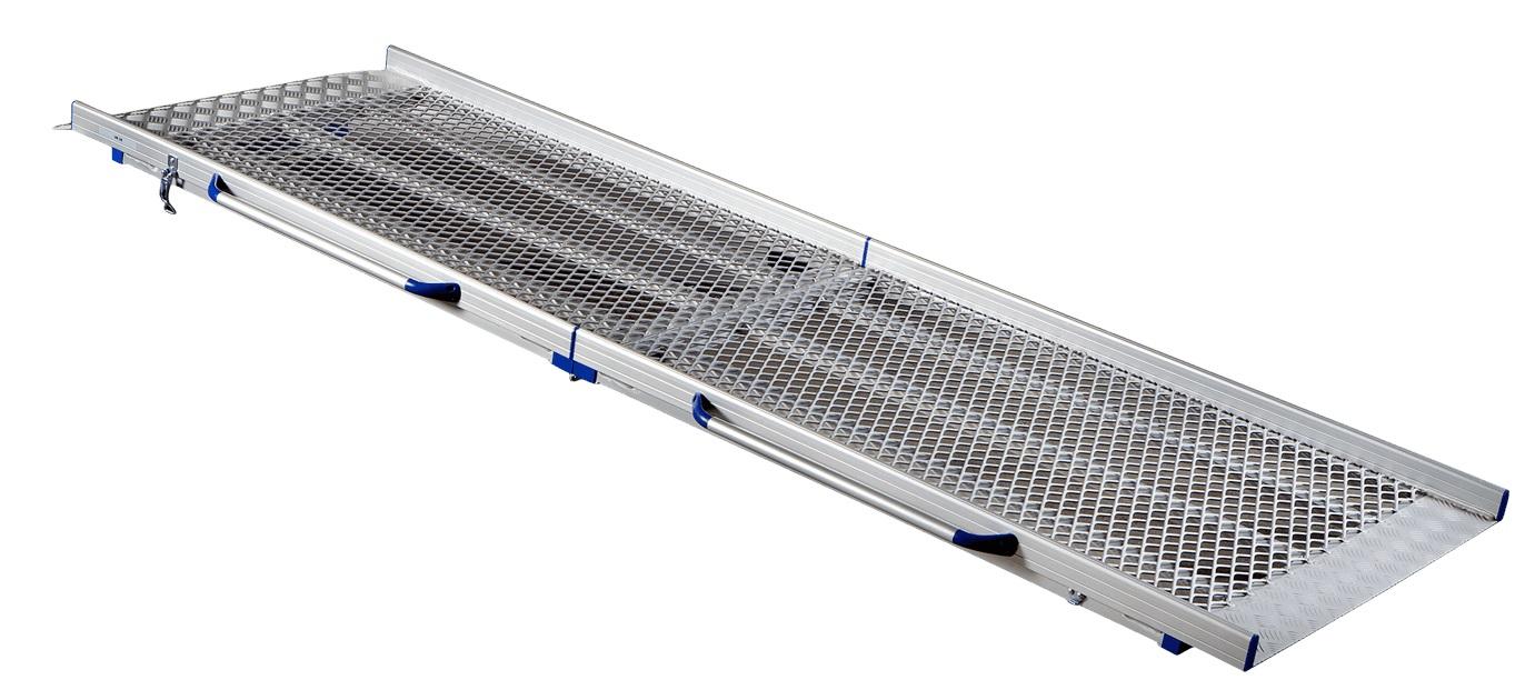 Přenosná nájezdová rampa široká FE100V