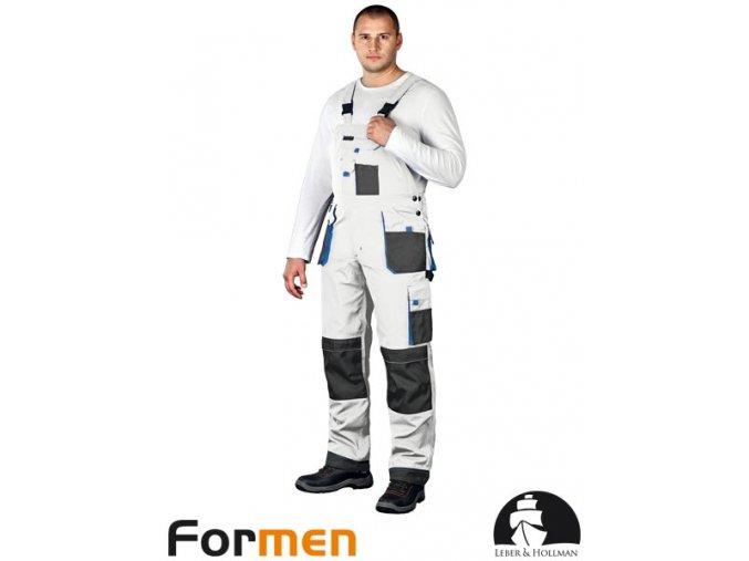 Pracovné nohavice s náprsenkou LH FMN - B WSN