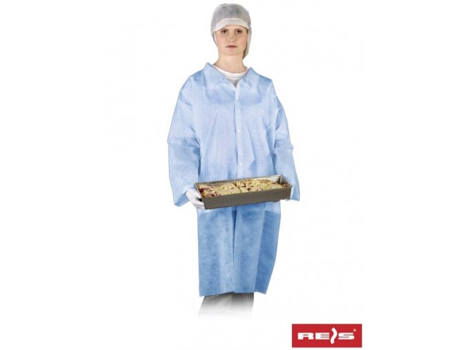 Jednorázový ochranný plášť