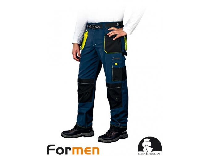 Pracovné nohavice do pása LH - FMN T GBY