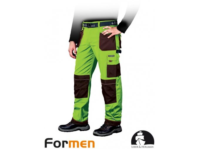 Pracovné nohavice do pása LH - FMN T LBR