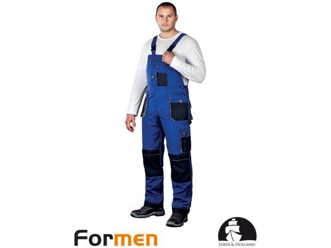 Pracovné nohavice s náprsenkou LH FMN - B NBS