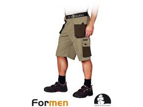 Pracovné kraťasy-šortky LH-FMN-TS BE3