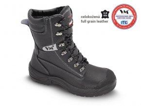 Poloholeňová bezpečnostná obuv LONDON