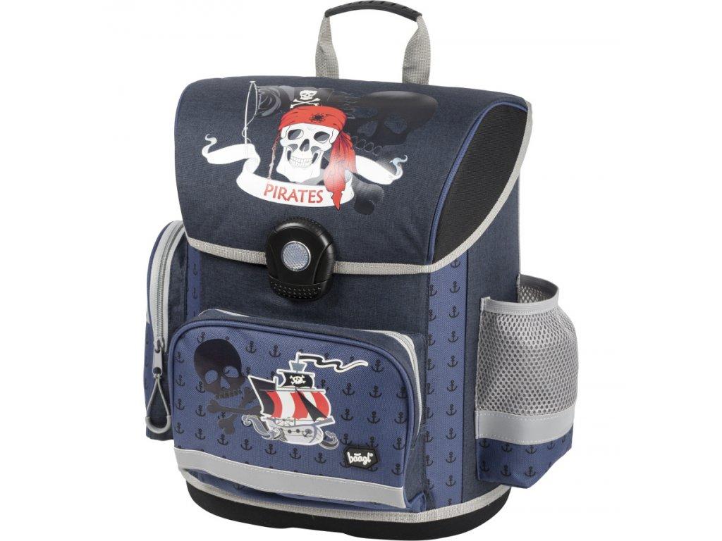 61959 6 baagl skolni aktovka pirati
