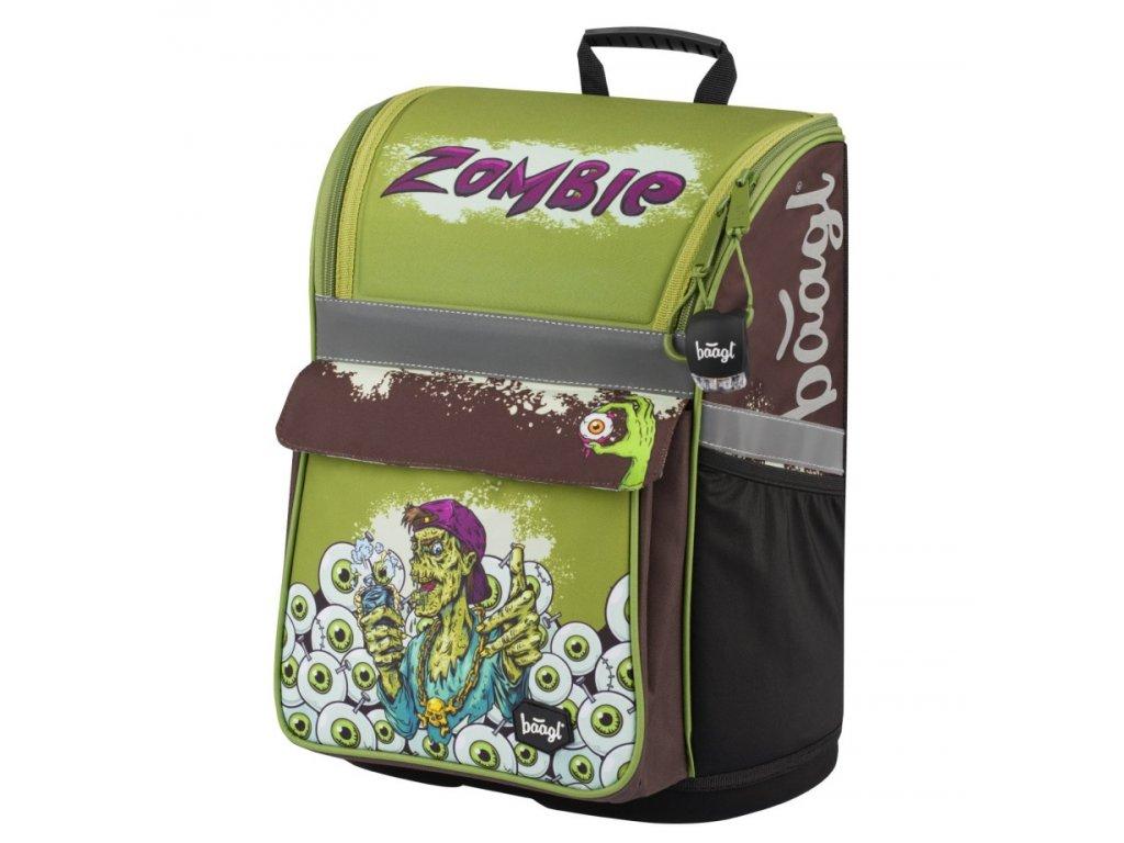 64755 13 baagl skolni aktovka zippy zombie