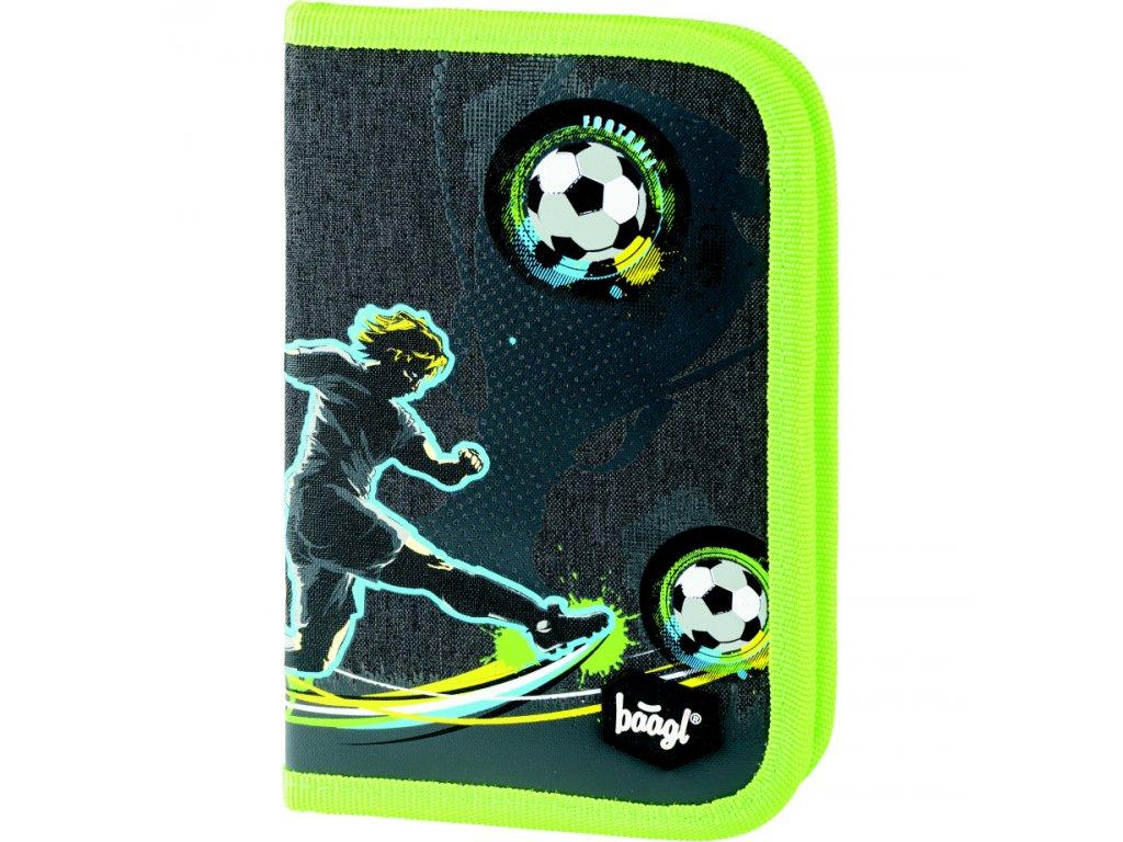 63462 3 baagl skolni penal klasik fotbal