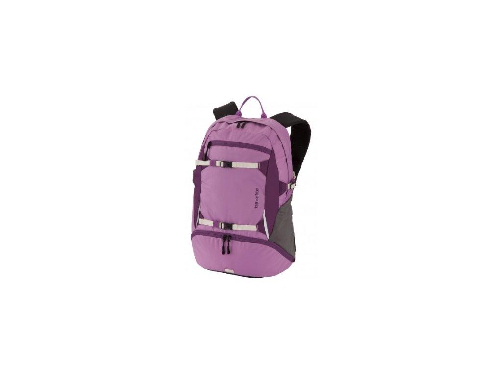 164428 2 batoh travelite basics daypack l fuchsia