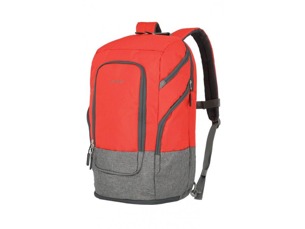 172423 5 batoh travelite basics l red