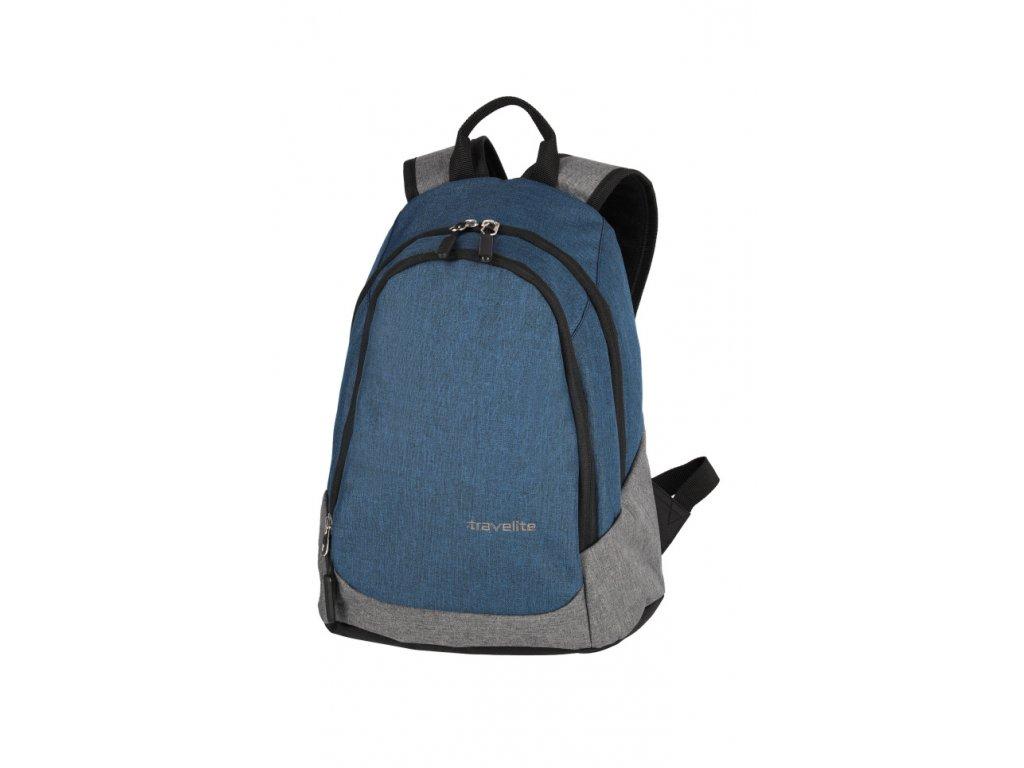173299 3 batoh travelite basics mini modra