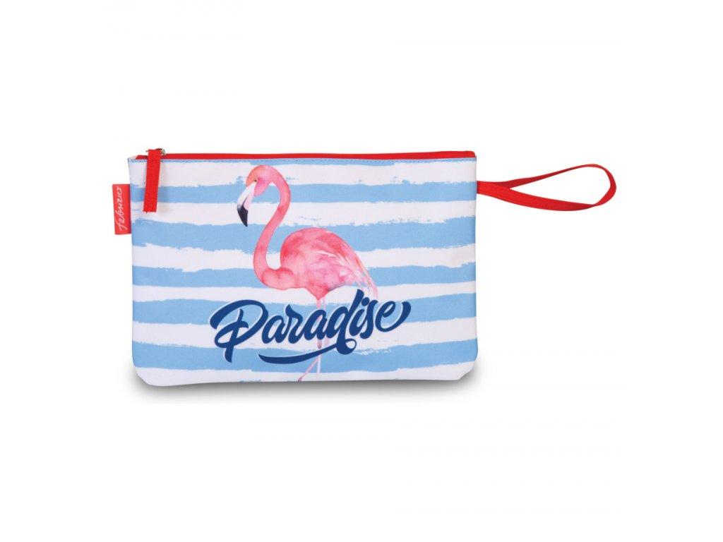 176791 2 bikiny taska fabrizio paradise modra potisk