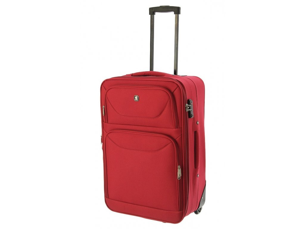 167575 6 cestovni kufr dielle m red