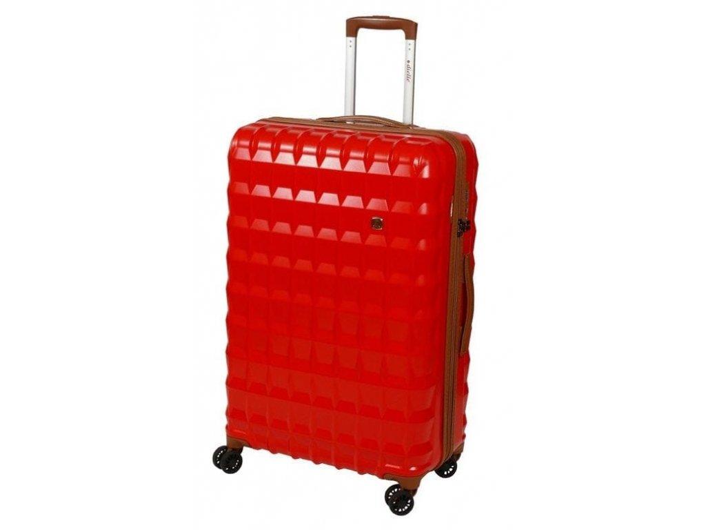 167128 6 cestovni kufr dielle pp l cervena
