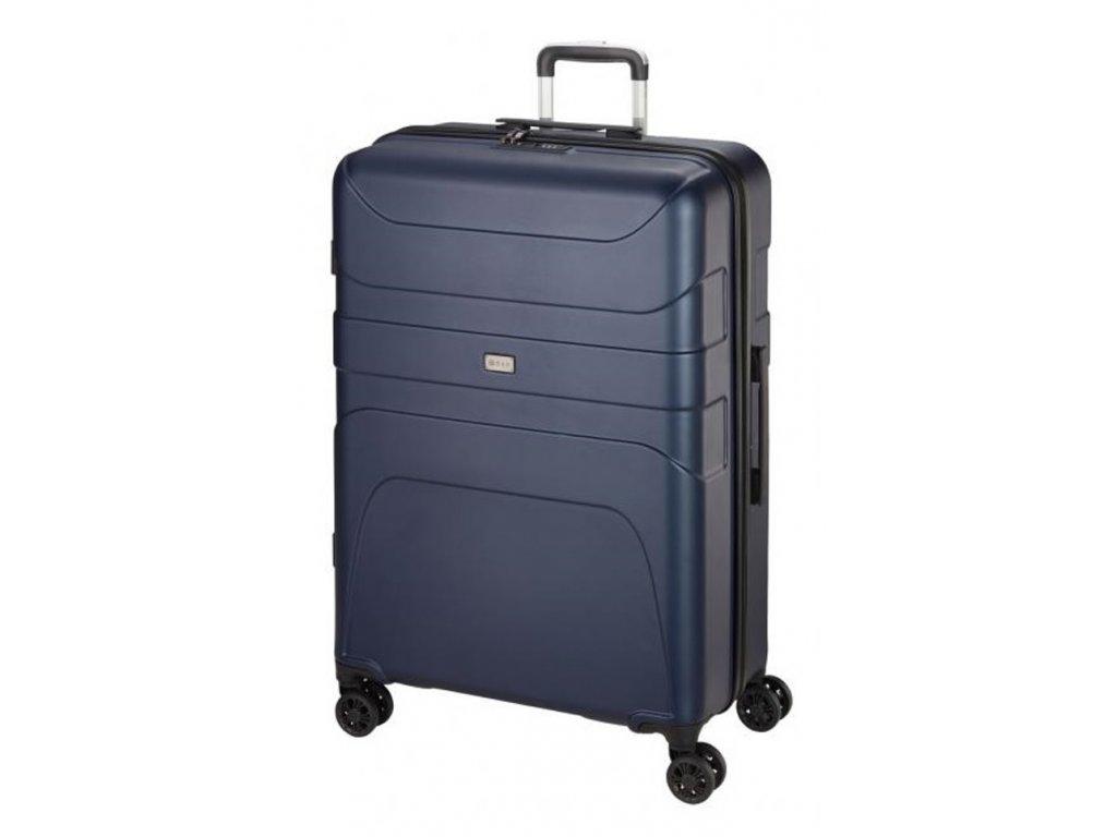 177388 4 cestovni kufr d n 4w l modra