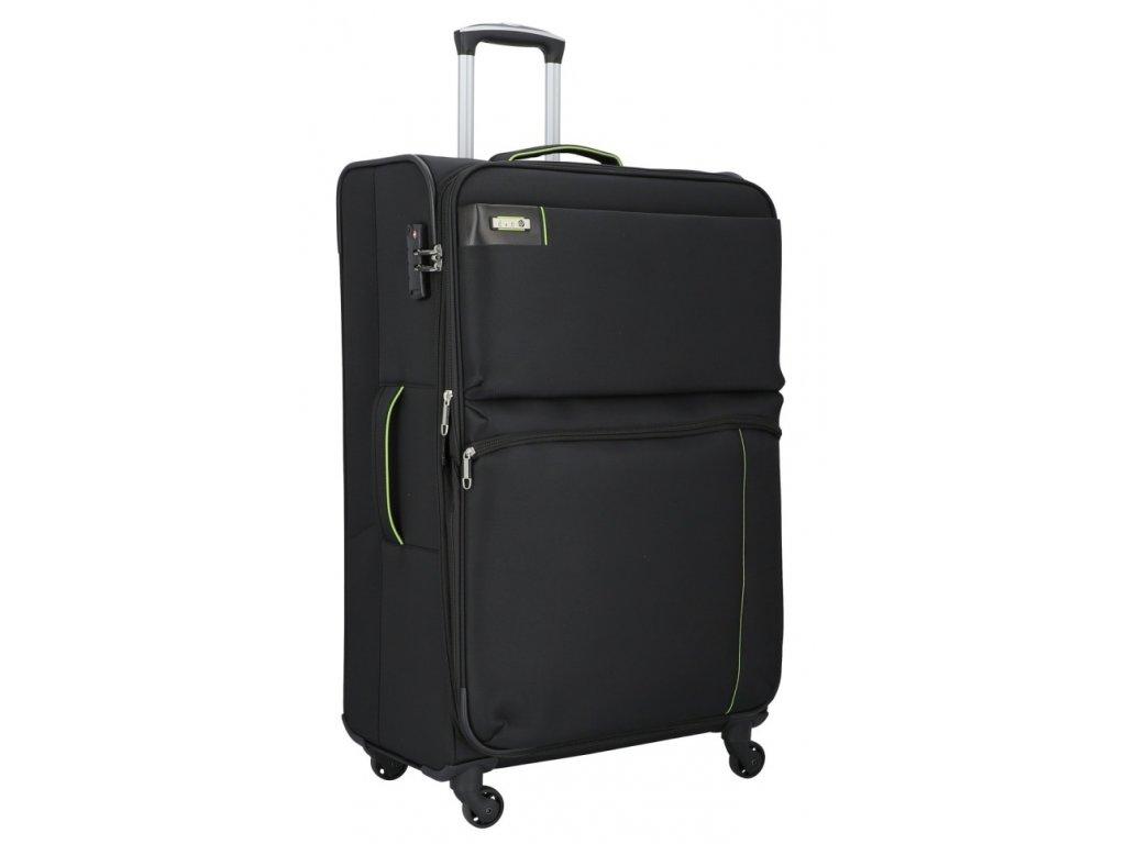 176539 4 cestovni kufr d n 4w l cerna