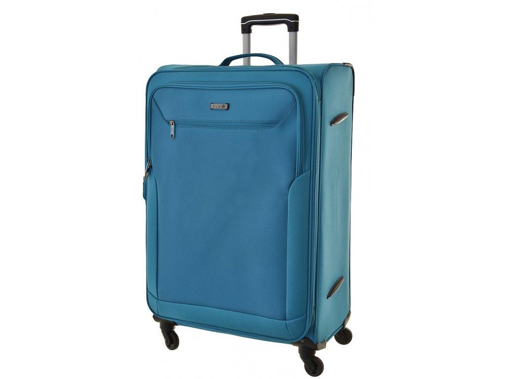 168484 6 cestovni kufr d n 4w l modra