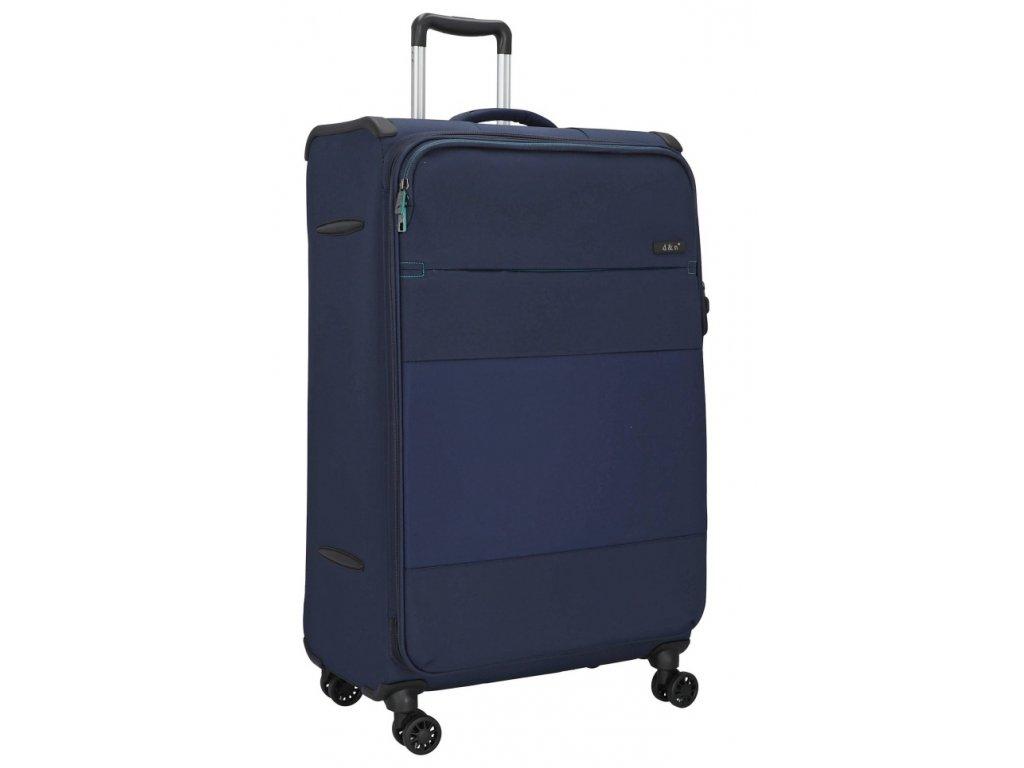 176308 4 cestovni kufr d n 4w l tmave modra