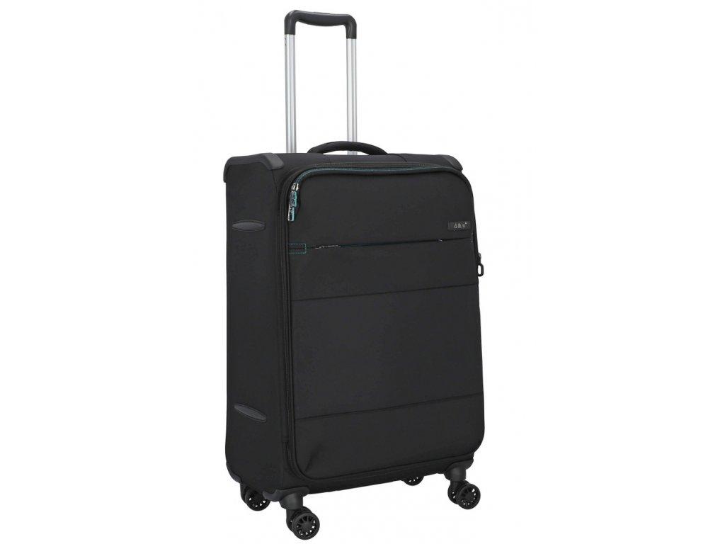 176299 4 cestovni kufr d n 4w m cerna
