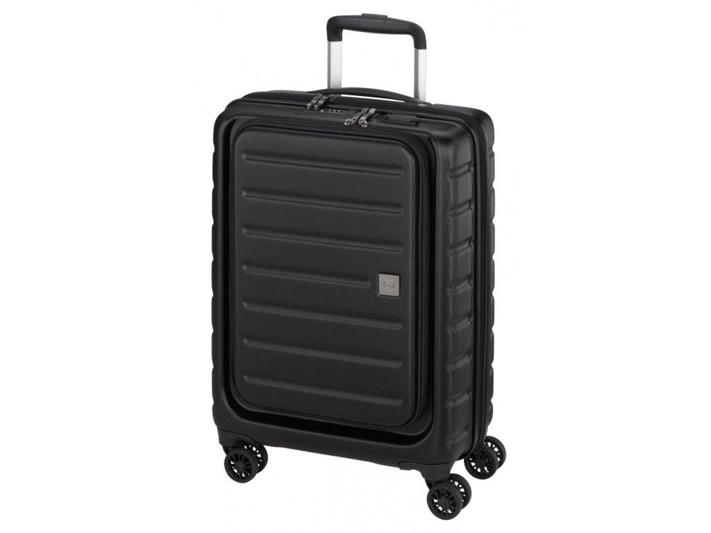 176224 4 cestovni kufr d n 4w s cerna