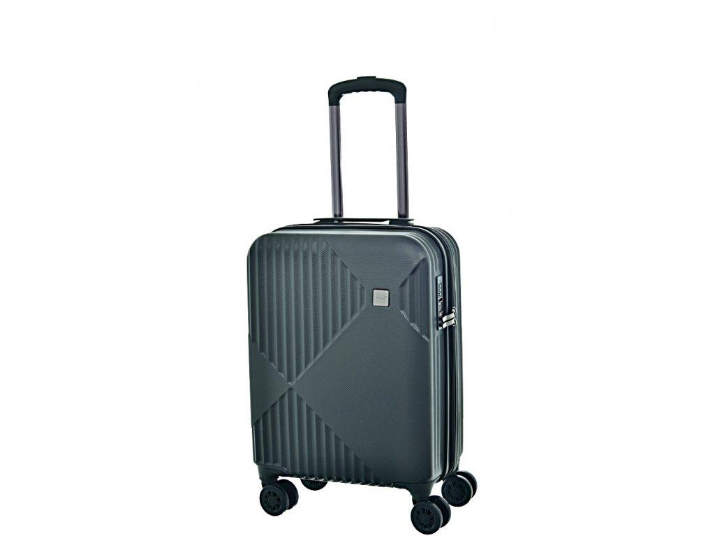 171274 7 cestovni kufr d n s black