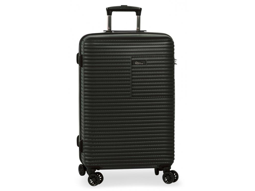 171394 3 cestovni kufr fabrizio breeze 4w m black