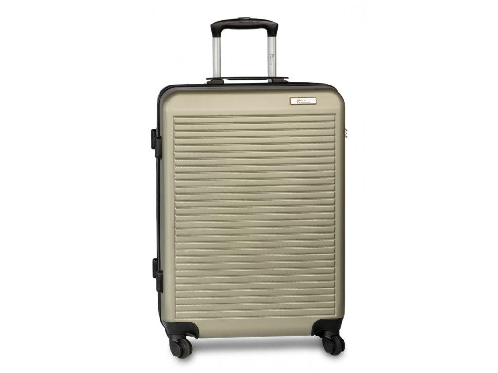 171433 1 cestovni kufr fabrizio connect 4w m gold