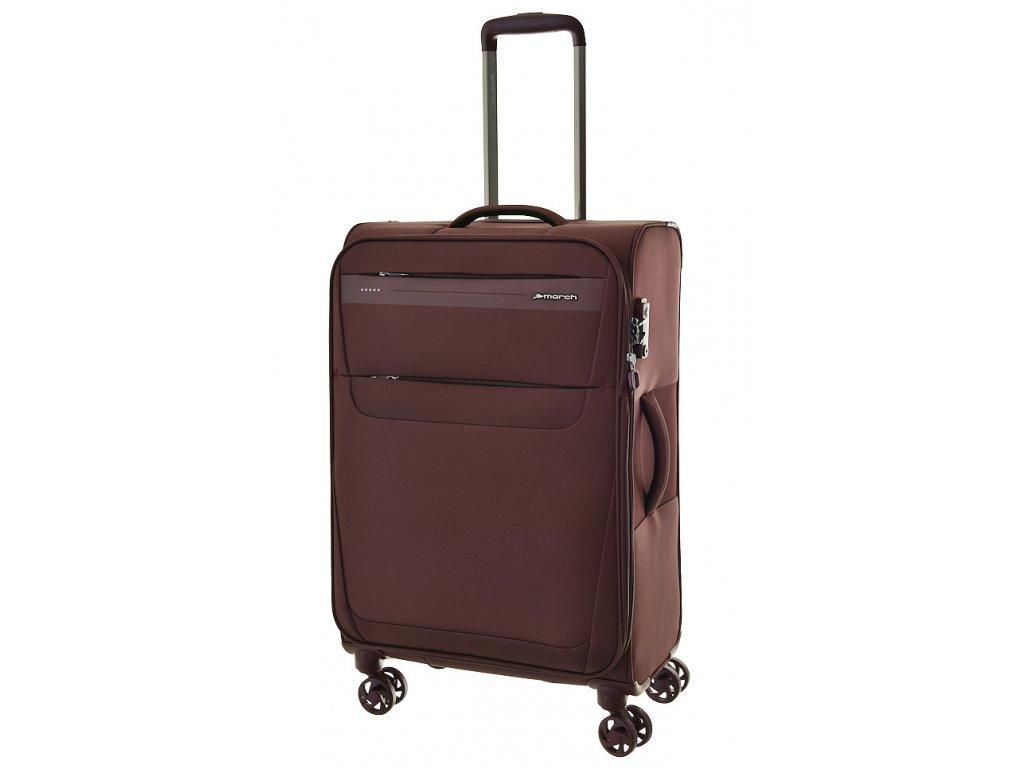 168502 7 cestovni kufr march aeon m dark rusty