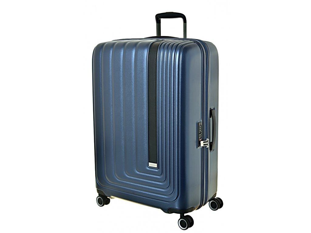 170179 7 cestovni kufr march beau monde l blue