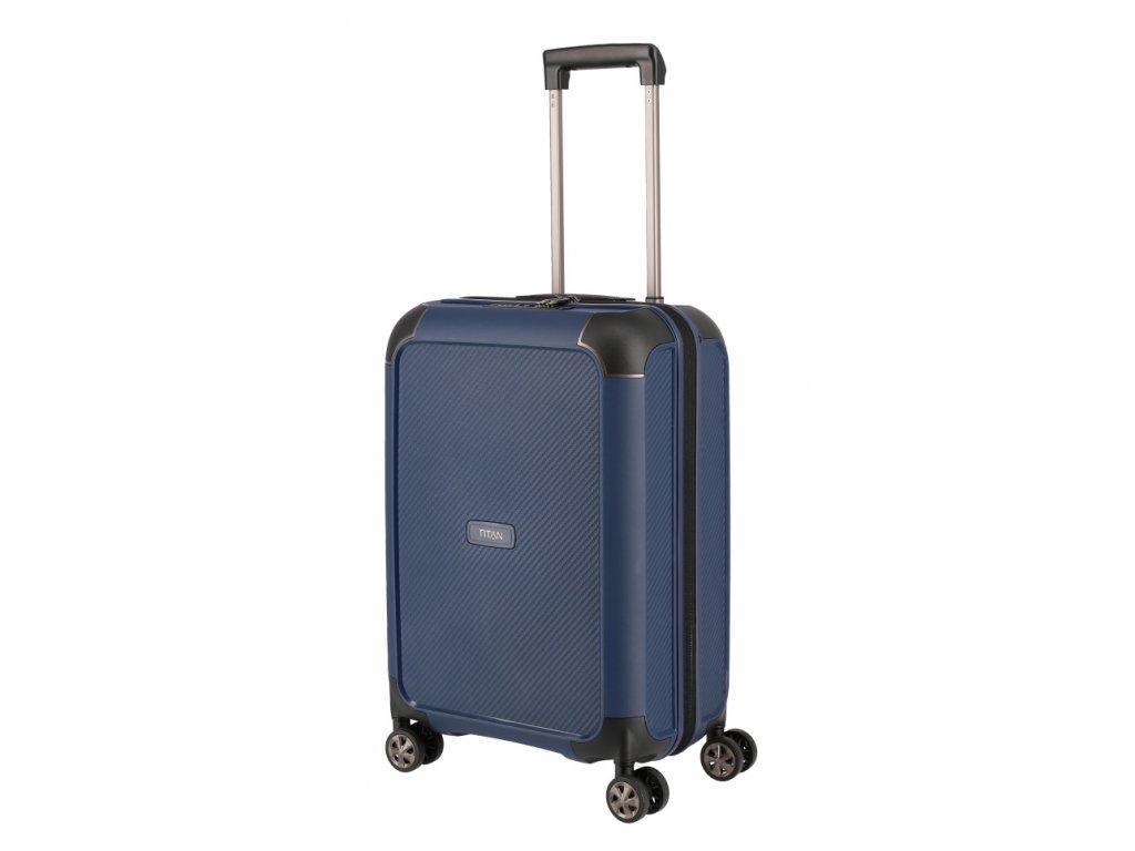 172879 6 cestovni kufr titan compax 4w s usb navy