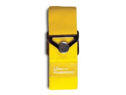 174115 2 bezpecnostni popruh fabrizio elastic zluta