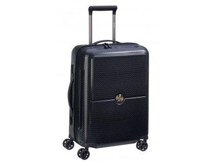 170560 7 cestovni kufr delsey turenne slim 55 black