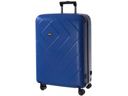 165304 6 cestovni kufr dielle l modra
