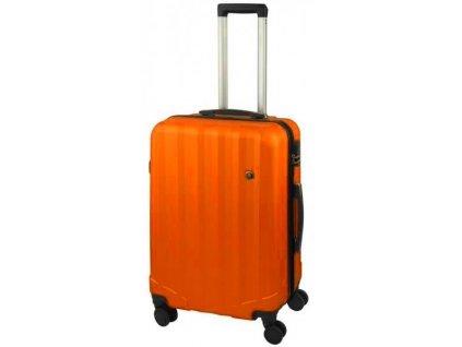 167614 4 cestovni kufr dielle m oranzova