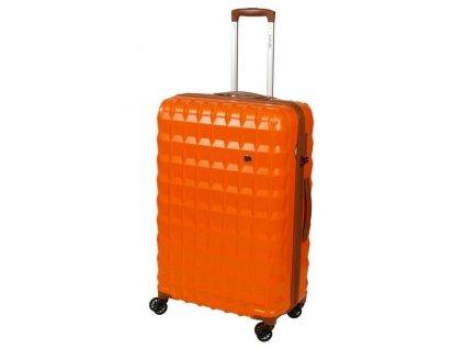 167137 6 cestovni kufr dielle pp l oranzova