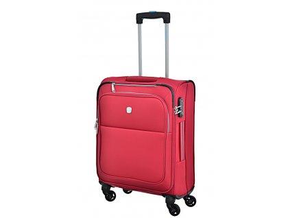 173116 7 cestovni kufr dielle s cervena