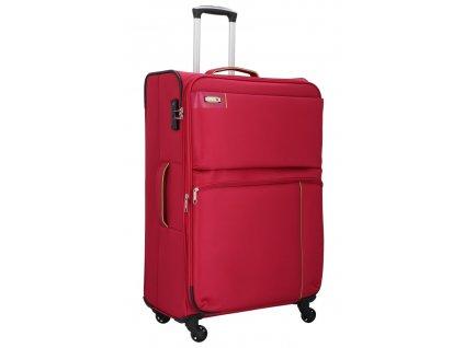 176542 5 cestovni kufr d n 4w l cervena