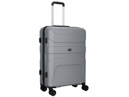 176215 4 cestovni kufr d n 4w m stribrna