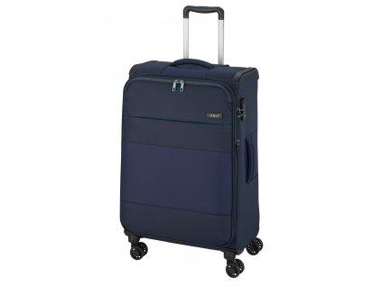 176302 4 cestovni kufr d n 4w m tmave modra