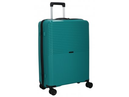 176269 4 cestovni kufr d n 4w m pp petrolejova