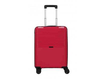176251 5 cestovni kufr d n 4w s pp cervena