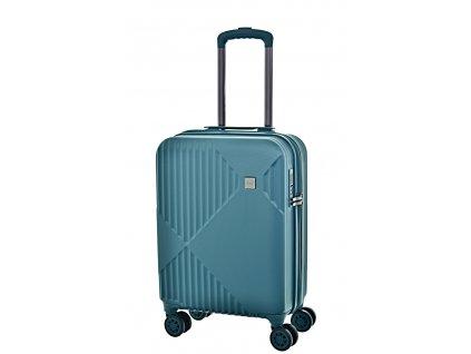 171280 7 cestovni kufr d n s green