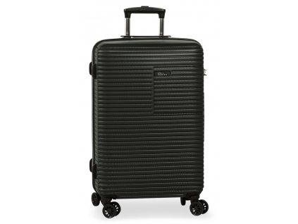 171400 3 cestovni kufr fabrizio breeze 4w l black