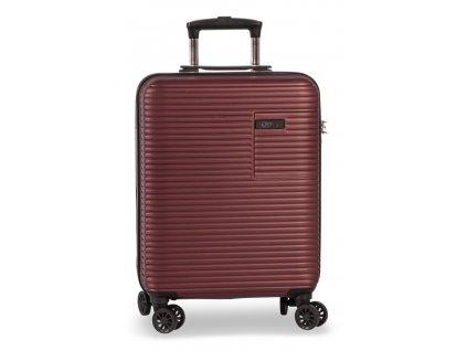 171391 2 cestovni kufr fabrizio breeze 4w s red