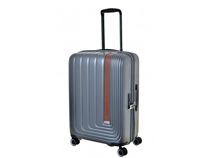 170173 7 cestovni kufr march beau monde m anthracite metallic
