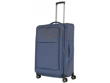 174511 35 cestovni kufr titan prime 4w l modra