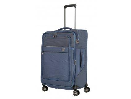 174517 15 cestovni kufr titan prime 4w m modra