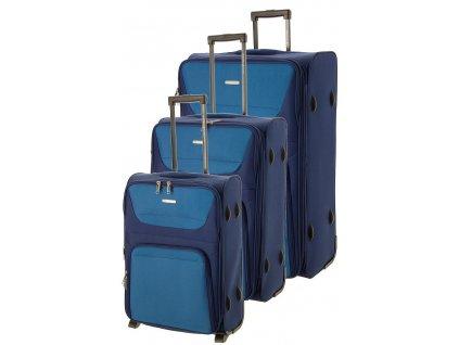 170695 1 cestovni kufry set 3ks bhpc travel s m l blue