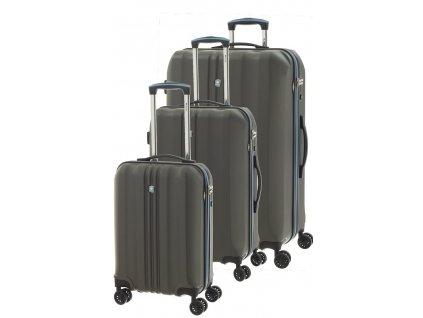 166867 1 cestovni kufry set 3ks dielle s m l antracitova
