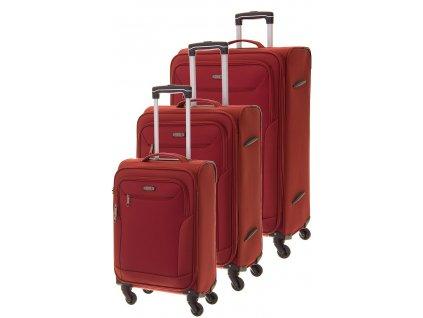 170842 1 cestovni kufry set 3ks d n s m l red